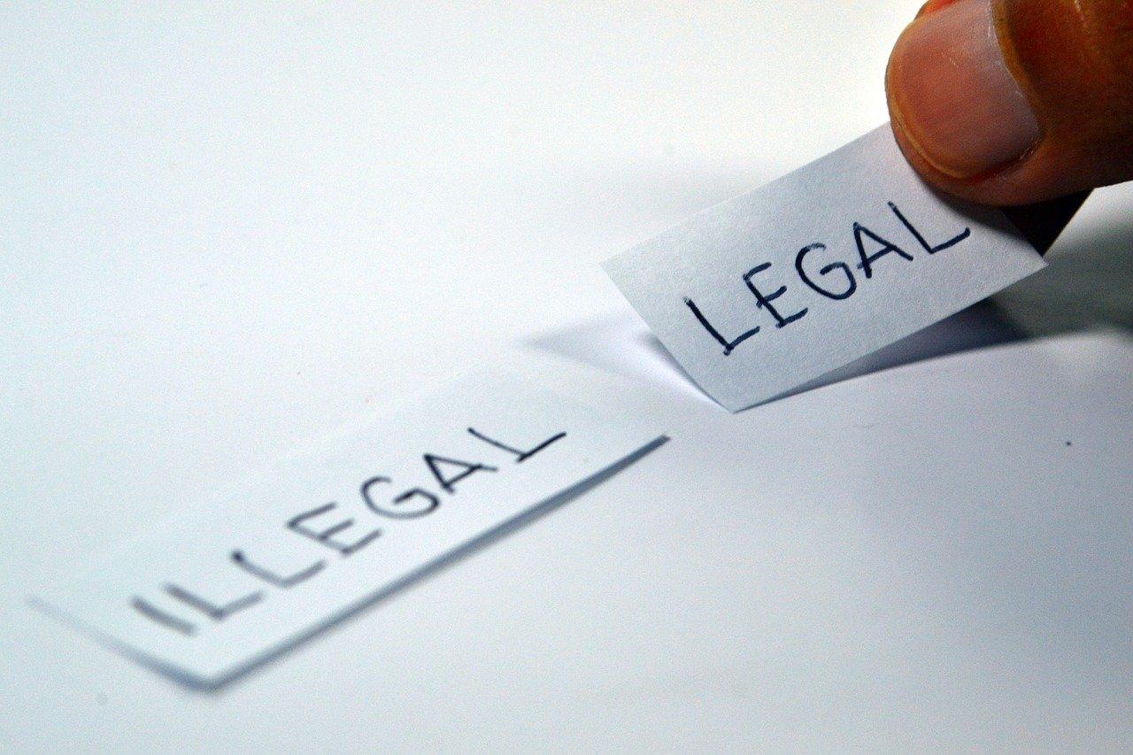 クレジット現金化は違法なのか